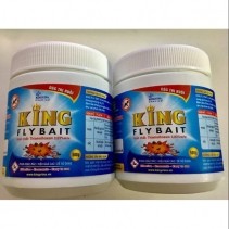Thuốc Diệt Ruồi KING FLY BAIT Wg