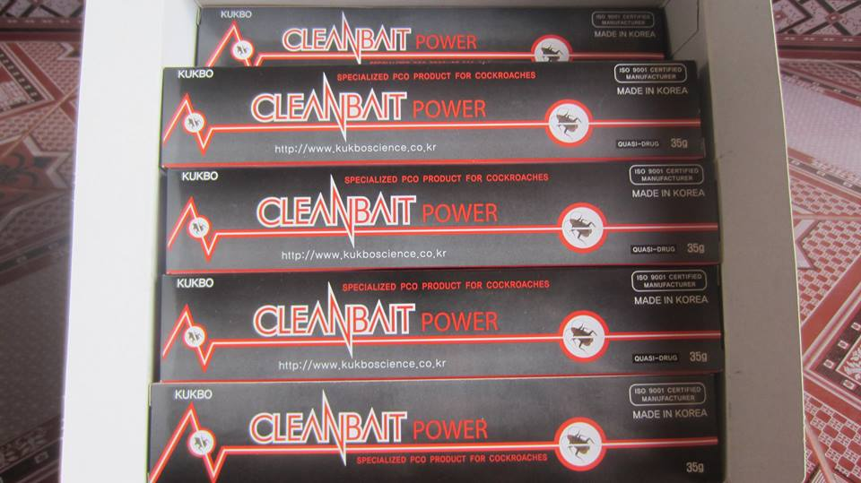 Thuốc Diệt Gián  CLEANBAIT POWER